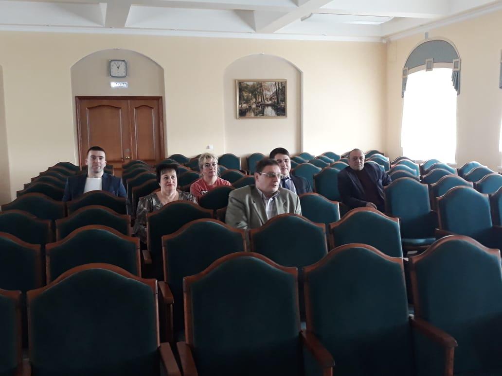 Меры по недопущению распространения коронавирусной инфекции обсудили на совещании